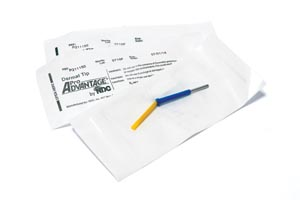 Blunt Dermal Tip, Sterile, Disposable, 50/bx