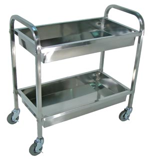 Luxor Multipurpose Utility/Transport Carts Each SST2L by Luxor