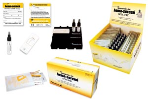 Immunostics Hema-Screen Specific Immunochemical Kit HSSP-25 by Immunostics