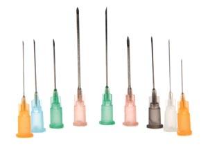 """Hypodermic Needle, 22G x 1½"""", 100/bx, 10 bx/cs"""
