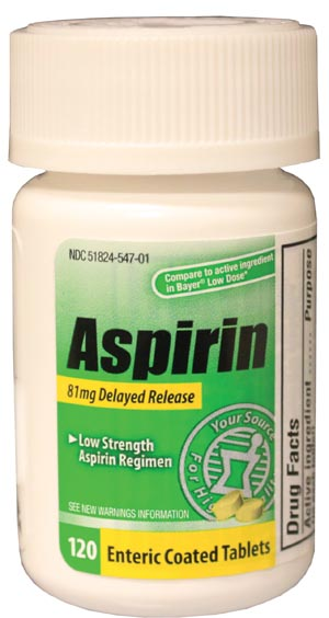 New World Imports Careall® Aspirin Case Asp81120 By New World Imports