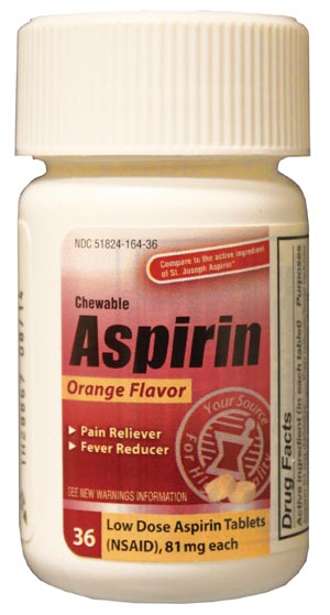 New World Imports Careall® Aspirin Case Cca36 By New World Imports