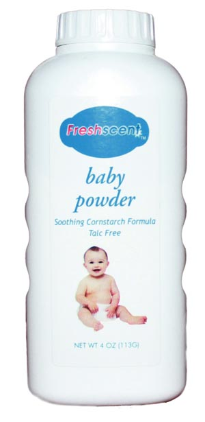 New World Imports Freshscent Powders Case Pcs4 By New World Imports Item No.: Mp-Nwi Pcs4 Category: Patient Care & Exam Room Supplies:Personal Care Items:Personal Hygiene Item Description: Baby Powder