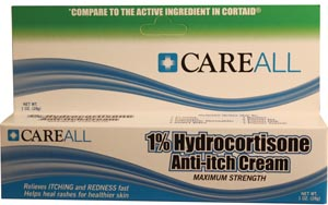 New World Imports Careall� Hydrocortisone Box Hyd1 By New World Imports