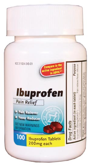 New World Imports Careall� Ibuprofen Case Ibut100 By New World Imports