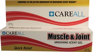 New World Imports Careall� Muscle & Joint Gel Case Mjg3 By New World Imports