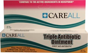 New World Imports Careall� Triple Antibiotic Box Tao1 By New World Imports