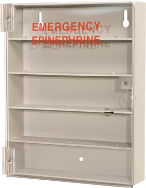 Bowman Epinephrine Injection Dispensers Case ED-750 by Bowman Manufacturing Comp