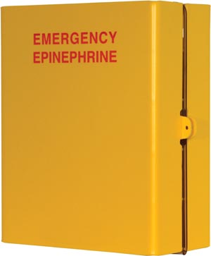 Bowman Epinephrine Injection Dispensers Case ED-760 by Bowman Manufacturing Comp