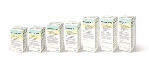 Roche Chemstrip� Urinalysis Products 03260763602 One Each