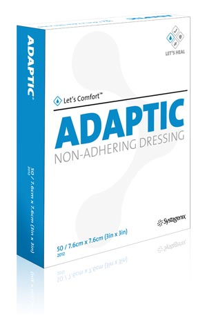Acelity Adaptic Non-Adhering Dressing Case 2014 By Kci USA