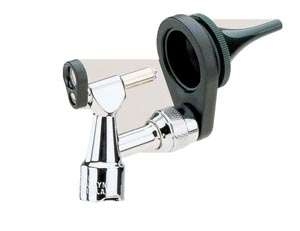 Welch Allyn 2.5V/3.5V Halogen Operating Otoscope Each 21701 by Welch Allyn