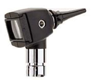 Welch Allyn 2.5V/3.5V Halogen Diagnostic Otoscope Each 25020 by Welch Allyn