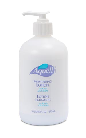 Gojo Aquell� Moisturizing Lotion Case 3828-12 By Gojo Industries