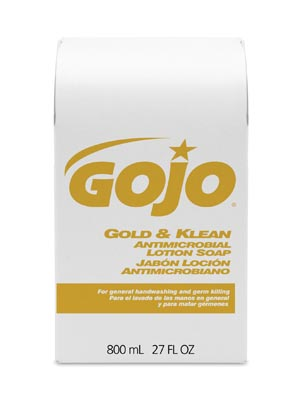 Gojo 800ml Value Line Case 9127-12 By Gojo Industries