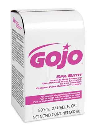 Gojo 800ml Bag-In-Box System Case 9152-12 By Gojo Industries
