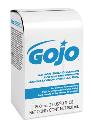 Gojo 800ml Bag-In-Box System Case 9112-12 By Gojo Industries
