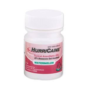 Beutlich Hurricaine® Topical Anesthetic Each 0283-0293-31 by Beutlich LP Pharmac