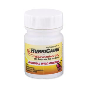 Beutlich Hurricaine® Topical Anesthetic Each 0283-0569-31 by Beutlich LP Pharmac