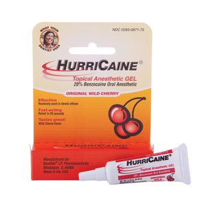 Beutlich Hurricaine� Topical Anesthetic Pack 0283-0871-12 By Beutlich Lp Pharmac