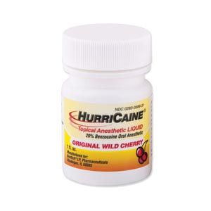Beutlich Hurricaine® Topical Anesthetic Each 0283-0871-31 by Beutlich LP Pharmac