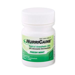 Beutlich Hurricaine® Topical Anesthetic Each 0283-0998-31 by Beutlich LP Pharmac