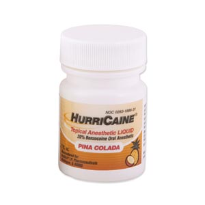 Beutlich Hurricaine® Topical Anesthetic Each 0283-1886-31 by Beutlich LP Pharmac