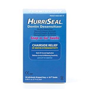 Beutlich Hurriseal® Dentin Desensitizer Box 0283-0697-11 by Beutlich LP Pharmace
