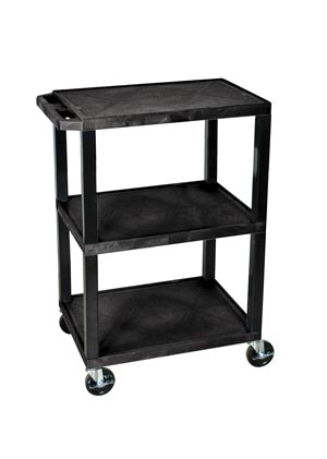 Luxor Utility Carts Each WT34S by Luxor