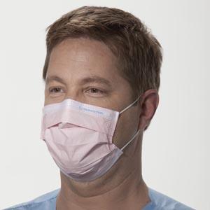 Halyard Standard Face Masks Case 47095 By Halyard Health Item No.: Mp-Kim 47095 Category: Protective Apparel :Apparel:Masks Item Description: Procedure Mask, Pink, 50/Pkg, 10 Pkg/Case Item Code: Kim 4