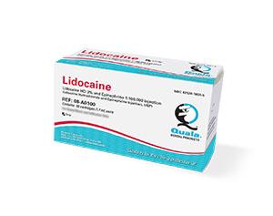 ANESTHETIC CARTS, LIDOCAINE HCI 2%