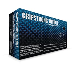 Sempermed Gripstrong� Nitrile Gloves Case Gsnf104 By Sempermed USA
