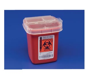 CARDINAL HEALTH PHLEBOTOMY SHARPS CONTAINERS