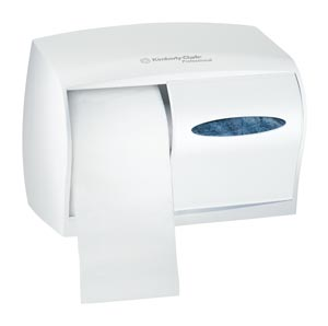 Kimberly-Clark Bath Tissue Dispensers Each 09605 by Kimberly-Clark Professional
