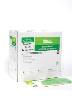 Ansell Gammex� Non-Latex Pi Ortho Gloves Case 20686560 By Ansell