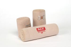 3M Ace Brand Elastic Bandages Case 207430 By 3M Health Care
