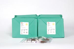3M Attest Rapid 5 Steam Plus Test Pack Case 41382 By 3M Health Care