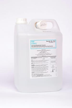 J&J/Asp Cidex� Activated Dialdehyde Solution Case 2266 By Johnson & Johnson/Adva