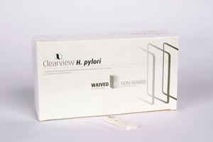 Alere Poc Clearview� H. Pylori Test Kit 4581505020 One Kit