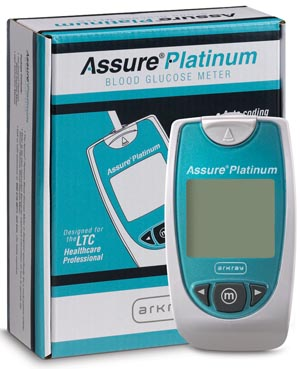 Arkray Assure® Platinum Blood Glucose Monitoring System Each 500001 by Arkray US