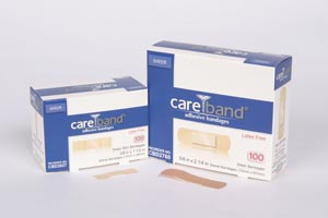 Aso Careband Sheer Adhesive Strip Bandages Case CBD2027 by ASO