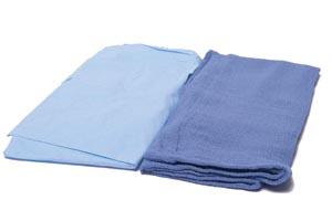 OR TOWEL STERILE 2s BLUE