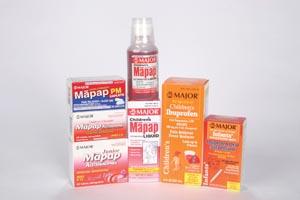 Major Analgesic - Childrens Each 700791 by Major Pharmaceuticals