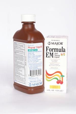 Major Analgesic Elixir Each 001556 By Major Pharmaceuticals