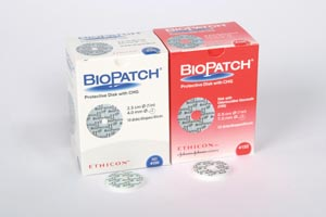Ethicon Biopatch Antimicrobial Dressing Case 4150 by Ethicon - Non-Suture