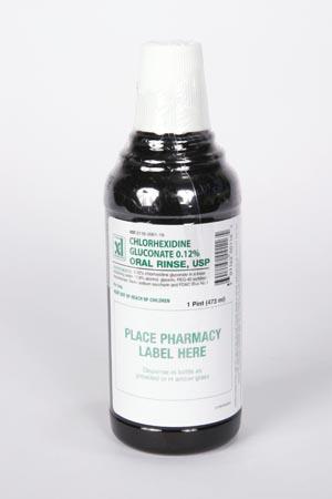 Xttrium 0.12% Chg Oral Rinse Case 2000Pet16 By Xttrium Laboratories-Rx Item