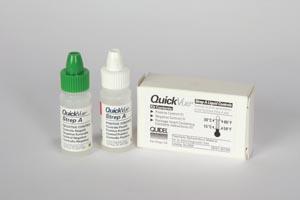 Quidel Strep A Liquid Control Set Bottle 0354 by Quidel