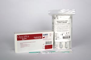 Quidel Quickvue® In-Line® Strep A Kit Pack 0347 by Quidel