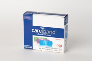 Aso Careband Plastic Adhesive Strip Bandages Case CBD5118 by ASO