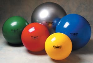 Hygenic/Thera-Band Exercise Balls Case 23020 By Hygenic/Theraband Item No.: Mp-Hyc 23020 Category: Orthopedic & Physical Therapy:Physical Therapy :Equipment Item Description: Standard Exercise Ball, 5